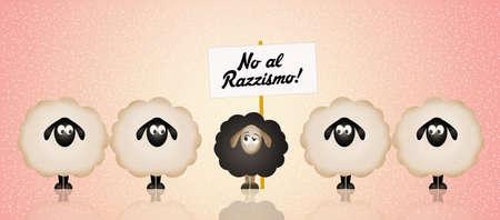 racism: no to racism