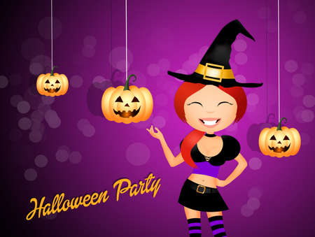 halloween party: Halloween party