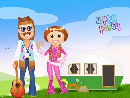 hippy: hippy party
