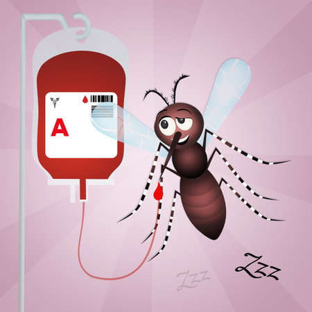 insect repellent: mosquito donate blood