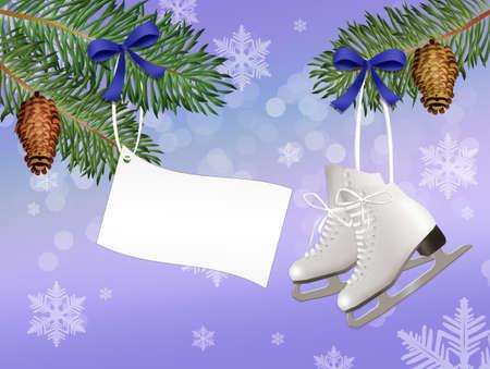 skates: ice skates