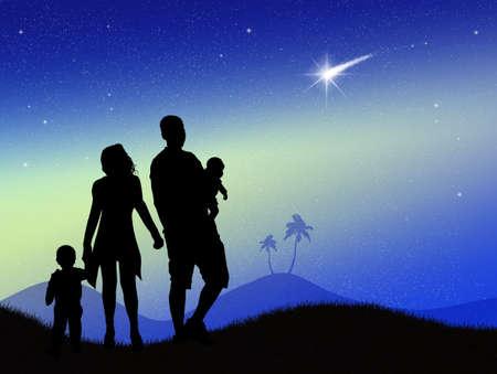 shooting stars: shooting stars