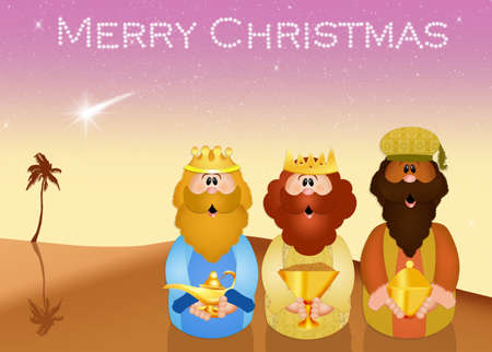 wise men: funny Three wise men