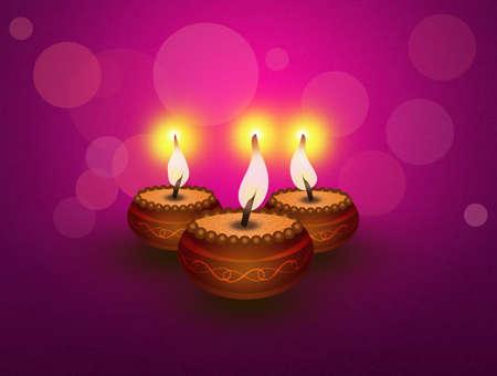tantric: Diwali Festival Stock Photo