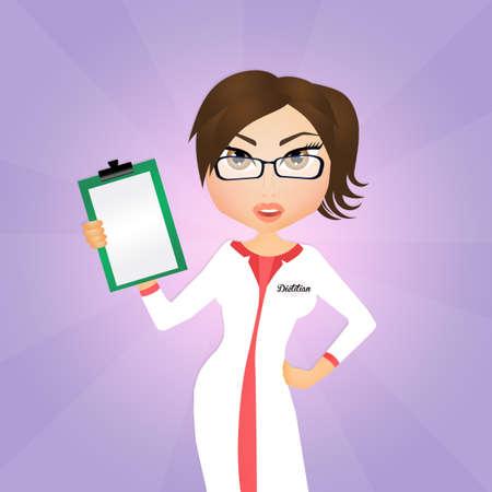 dietitian: dietitian girl