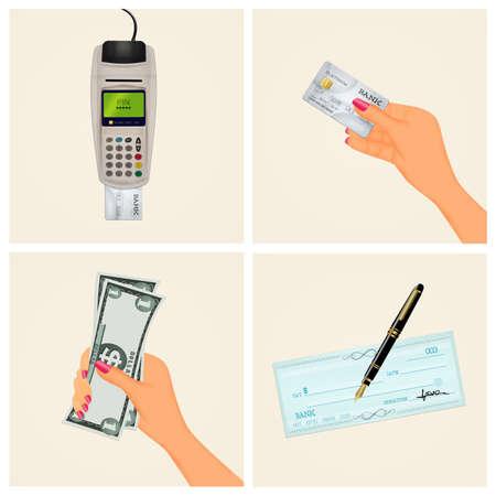 methods: payment methods