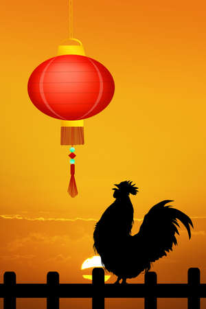 outdoor event: year of the rooster