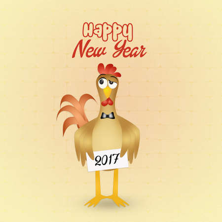ideogram: year of the rooster
