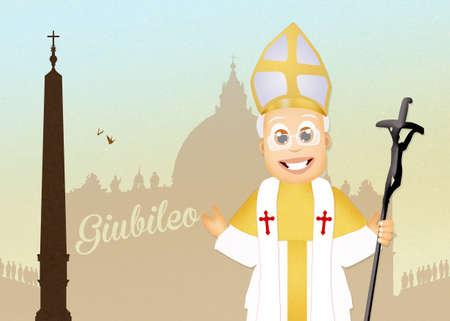 jubilee: holy year of Jubilee