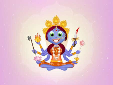 tantric: Goddess Kali