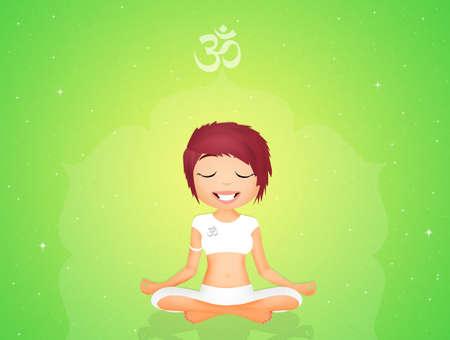 anahata: Seven Chakras symbols