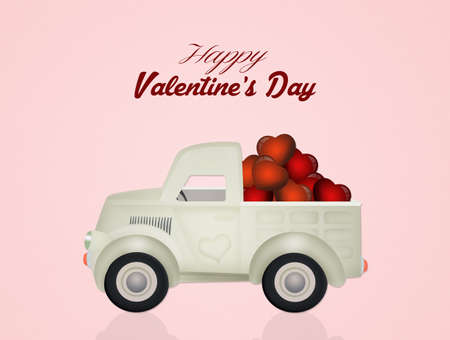 happy valentines day: happy Valentines day Stock Photo