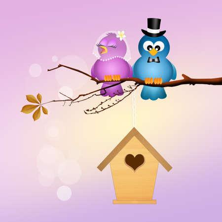 spouses: birds spouses