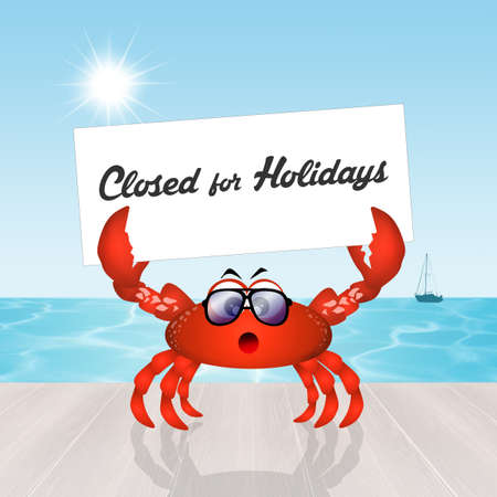 holidays: closed for holidays