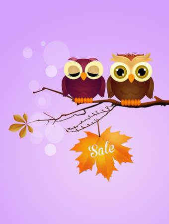 seasonal sales Stock Photo