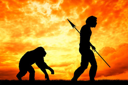 homo: Homo sapiens Stock Photo