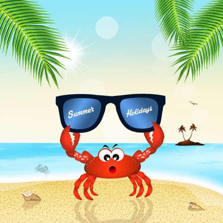 holidays: summer holidays