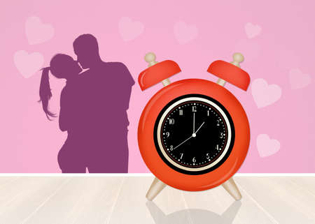 girls kissing: time of love