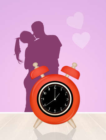 girls kissing: the time of love