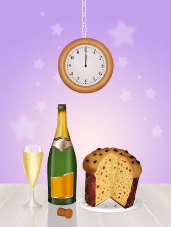 toast for the New Year