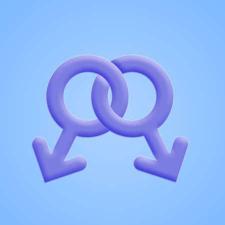 sexuality: male symbols