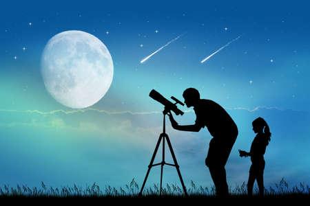 shooting stars: looking the shooting stars