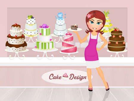made to order: cake design