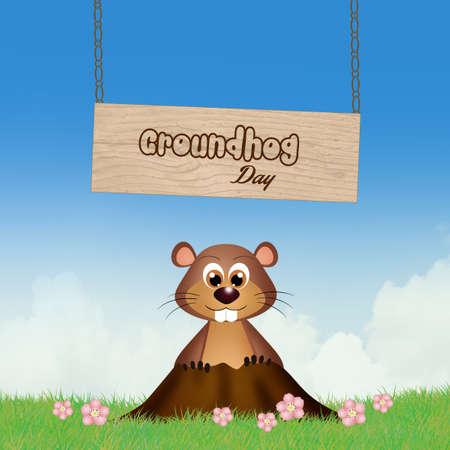 day: Groundhog day