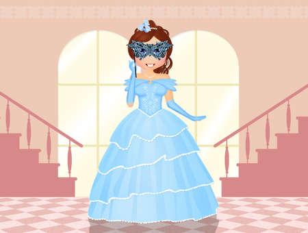 masquerade ball: Masquerade ball