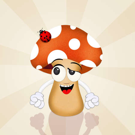 porcine: face fungus