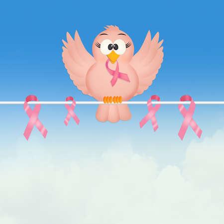 Breast Cancer ribbon