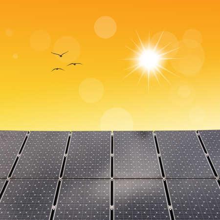solar panel energy Фото со стока