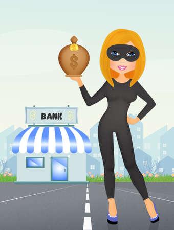 stealthy: women thief