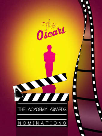 nominations: Oscars nominations red carpet Stock Photo