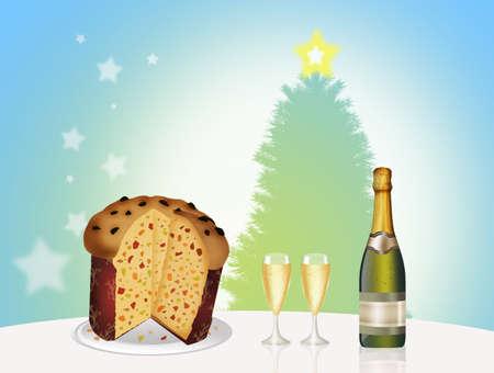 크리스마스 저녁 식사
