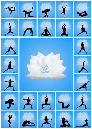 yoga poses scheme