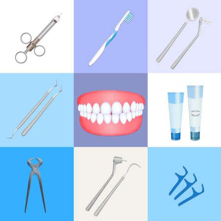tandarts instrument