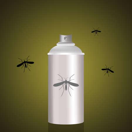 anti mosquito spray