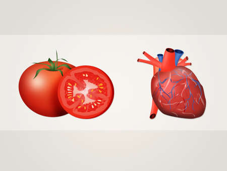 tomato and heart benefits
