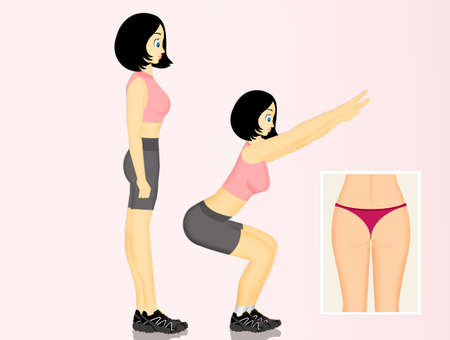 exercises for the buttocks