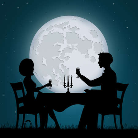 dinner candlelight for two