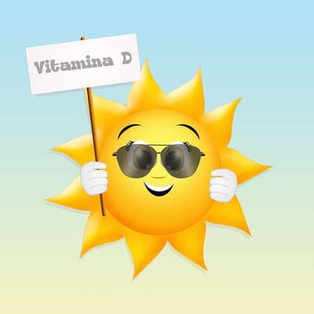 witamina d ze słońca