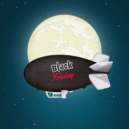 airship for black friday