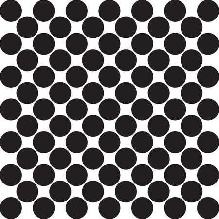 Multiple dot background Stock Vector - 17279870