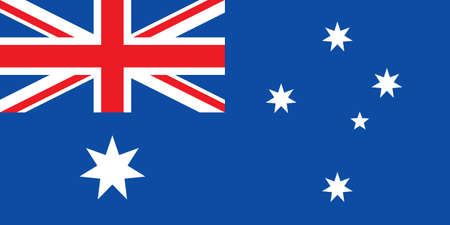 Flag of Australia Stock Vector - 17447097