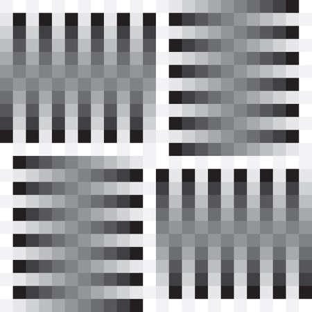 alternating: escala de grises alternando fondo