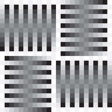gray scale alternating background Stock Vector - 18293188