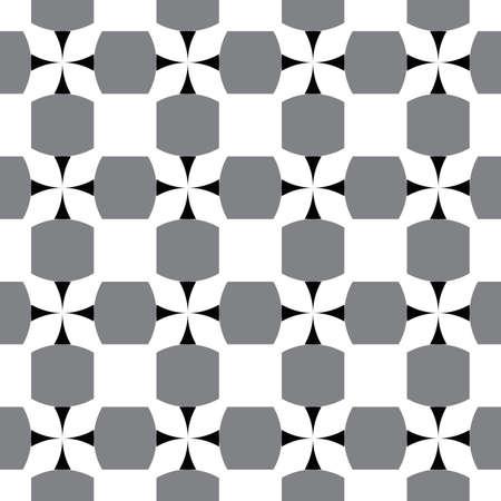 abstract cross: Nero e grigio astratto croce sugestion muro di sfondo senza soluzione di continuit? Vettoriali