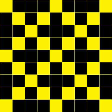 abstract cross: Nero e giallo astratto croce tipo arredamento sfondo
