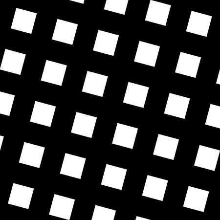 oblique: Oblique grill Illustration